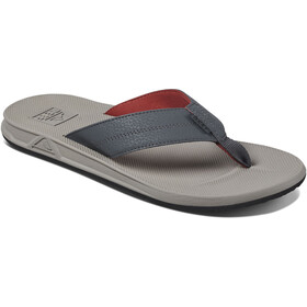 Reef Element TQT Flips Men, charcoal/rust